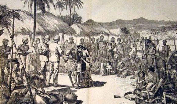 1877 Bengal Famine