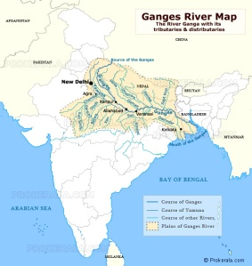 river-ganges-map